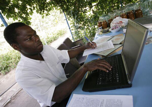 Уроженец Гвинеи-Бисау претендует на пост главы района в Волгоградской области
