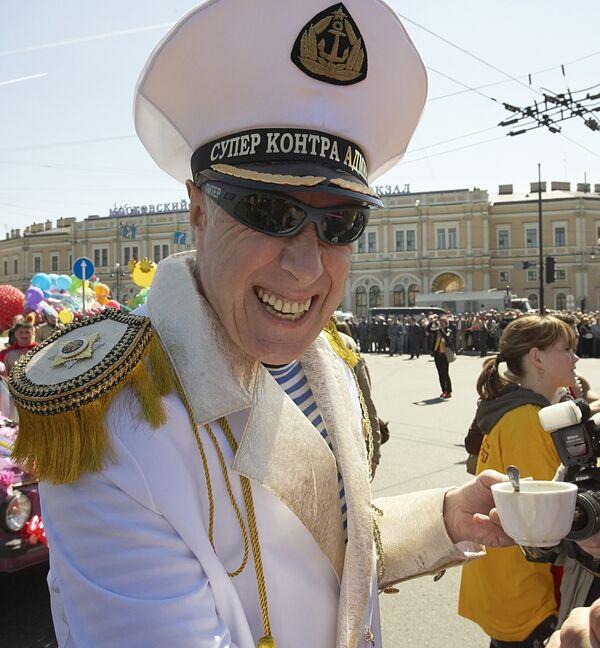 Актер Сергей Мигицко