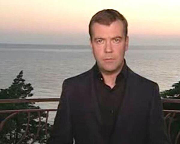 Напряжение между Россией и Украиной зашкаливает – Медведев