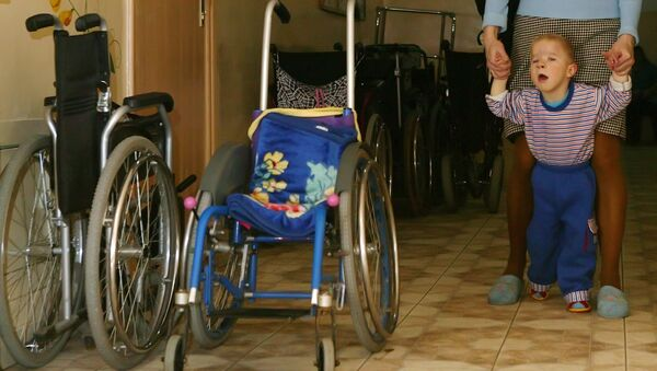 Минобрнауки готовит закон о доступном образовании для детей-инвалидов
