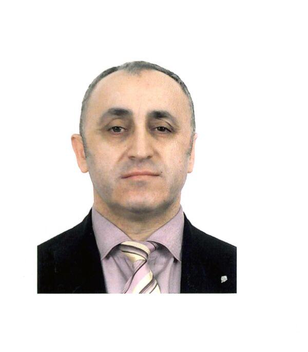 Министр строительства республики Ингушетия Руслан Амерханов