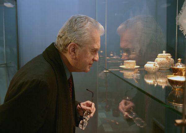 Открытие выставки Чай в Европе. От экзотики до традиции