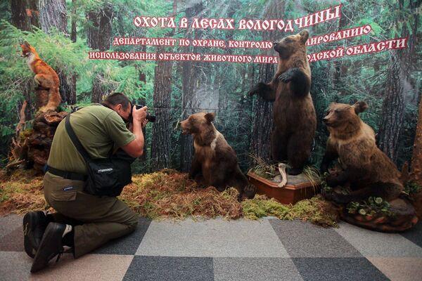 Открытие ХХIX Международного Конгресса биологов-охотоведов IUGB-2009