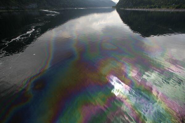 Нефтепродукты с аварии на СШГЭС полностью утилизированы