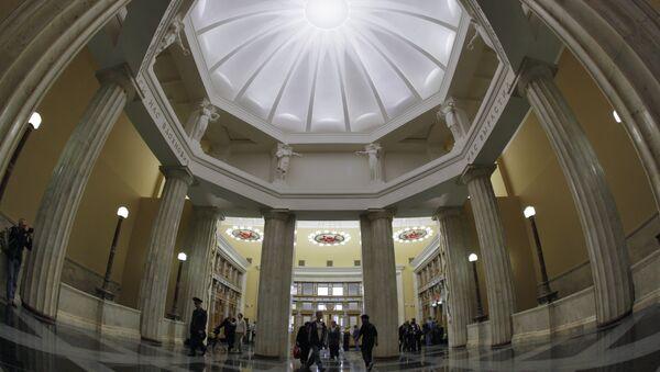 Наземный вестибюль станции Курская-кольцевая открылся после ремонта
