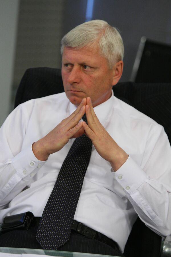 Анатолий Ярочкин - руководитель Федерального агентства по туризму