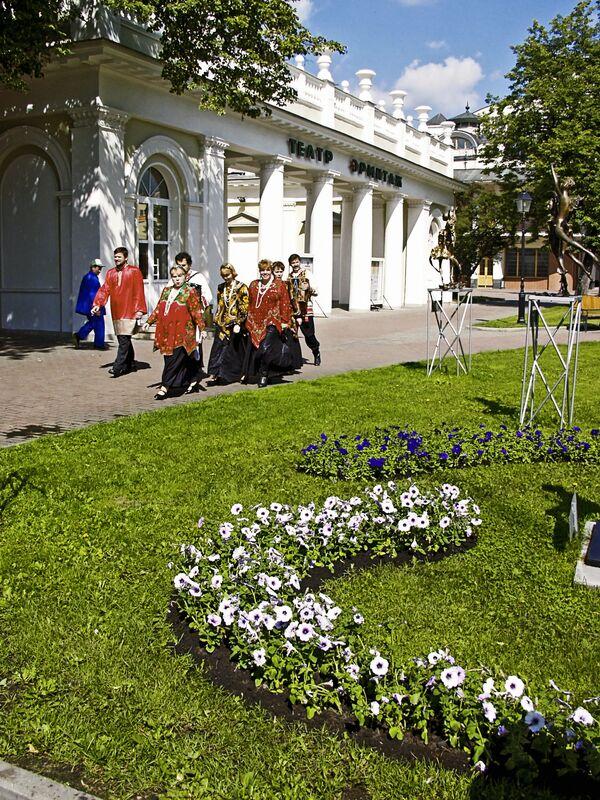 Отказ от применения солевых реагентов зимой улучшил почву Москвы