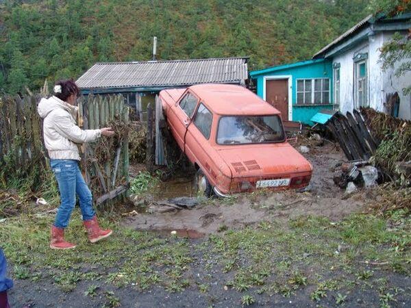 Власти Колымы выделили деньги на восстановление поселка Карамкен