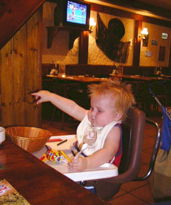 В ресторанах «Росинтер» дети предпочитают блюда из курицы