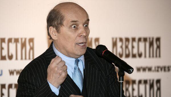 Актер Александр Филиппенко. Архивное фото