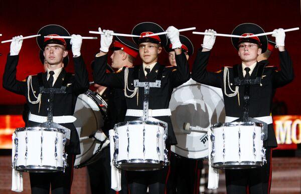 Военно-музыкальный оркестр. Архив