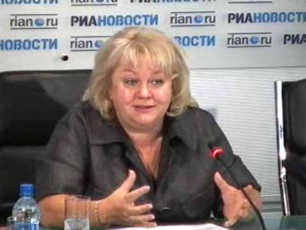 Пресс-конференция руководителя Управления ЗАГС г.Москвы