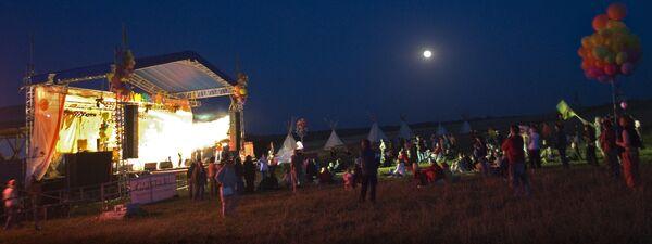 Фестиваль «Мамакабо-2009» в Калужской области