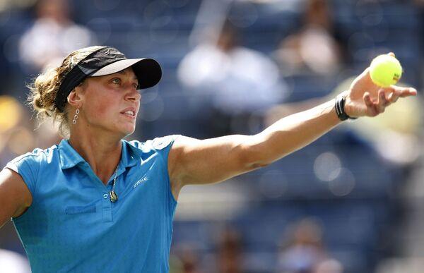 Бельгийская теннисистка Янина Викмайер