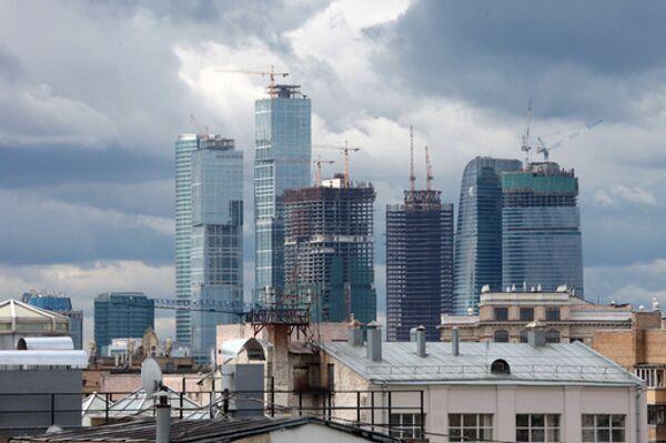 Москва может продать свою долю в ТРЦ в Москва-Сити структуре Леваева