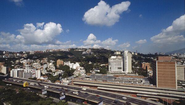 Каракас, столица Венесуэлы. Архивное фото