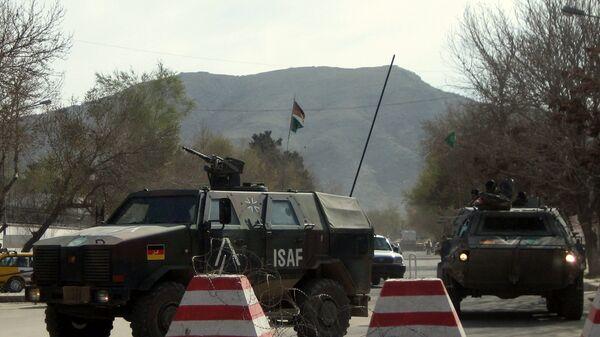 Бундесвер в Афганистане. Архив