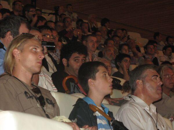 Вторая серия партий между Карповым и Каспаровым в Валенсии