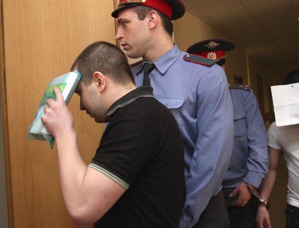 Мосгорсуд отклонил жалобу на приговор членам группировки Черные ястребы
