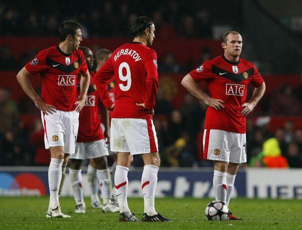 Манчестер Юнайтед ушел от поражения в матче с Сандерлендом