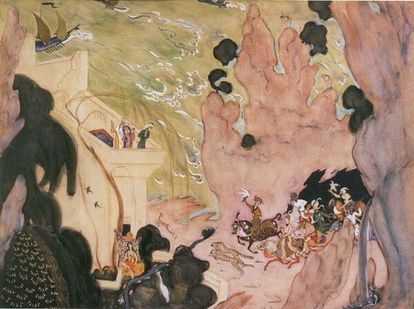 Выставка в честь 100-летия Дягилевских сезонов пройдет в Третьяковской галерее