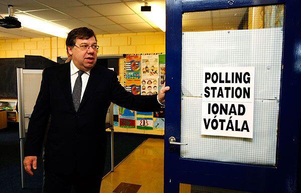 Ирландцы одобрили Лиссабонский договор на повторном референдуме