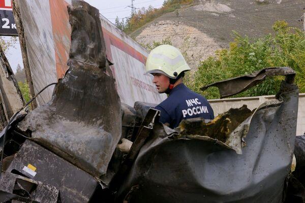 Число пострадавших в ДТП под Красноярском увеличилось до 15 человек