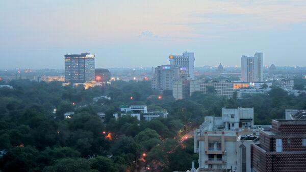 Индия. Нью-Дели. Архив
