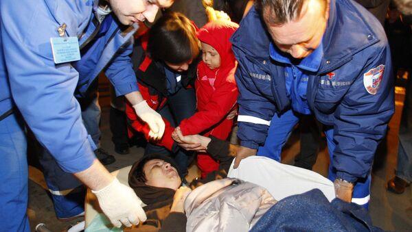 Пострадавшая при аварии автобуса в Ставрополье родила ребенка