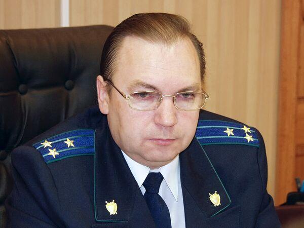 Прокурор Саратовской области Евгений Григорьев был убит выстрелом в голову 13 февраля 2008 года.