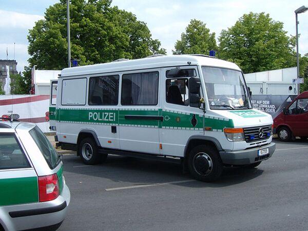 Полиция Берлина. Архив