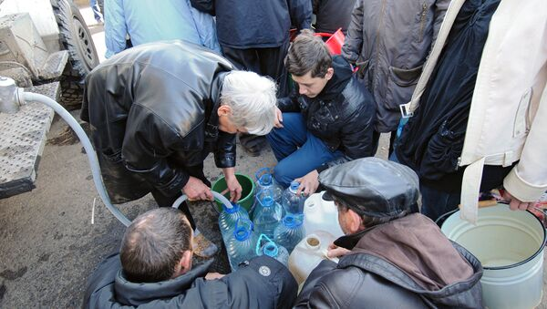 Дома сахалинского поселка Шахтерска оказались без водоснабжения после циклона