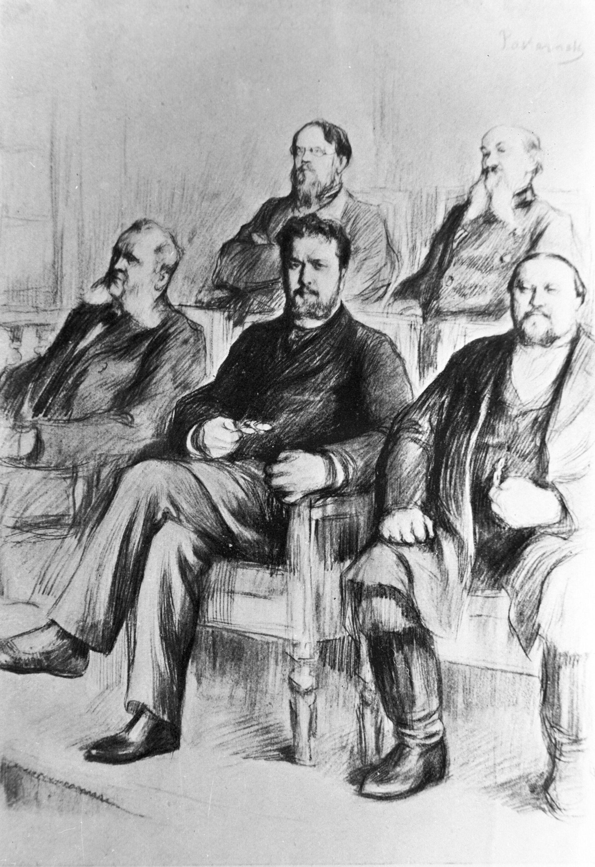 Присяжные заседатели - РИА Новости, 1920, 23.04.2021