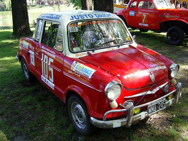 Выставка ретро-автомобилей. Архив