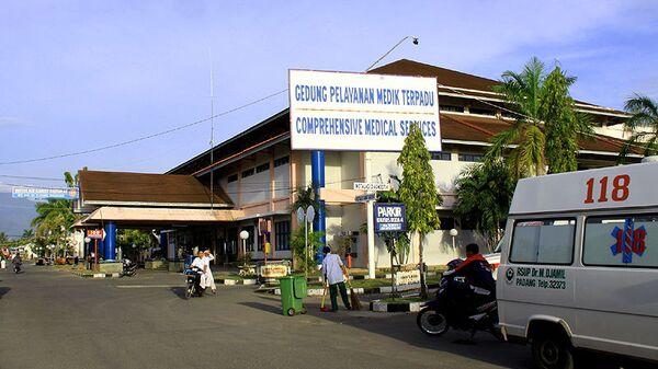 Машина скорой помощи в Индонезии