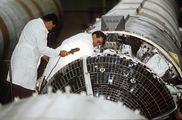 Стоимость строительства космодрома Восточный составит 400 млрд руб