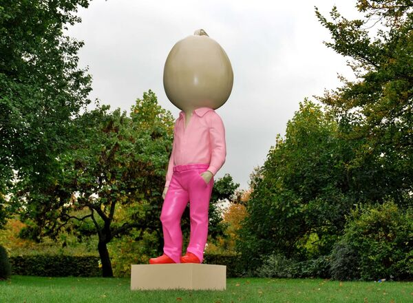 Седьмая лондонская ярмарка современного искусства Frieze Art Fair