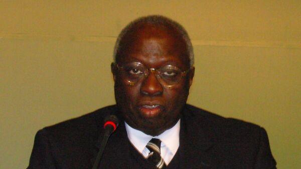 Бывший генеральный директор ФАО Жак Диуф (Jacques Diouf)