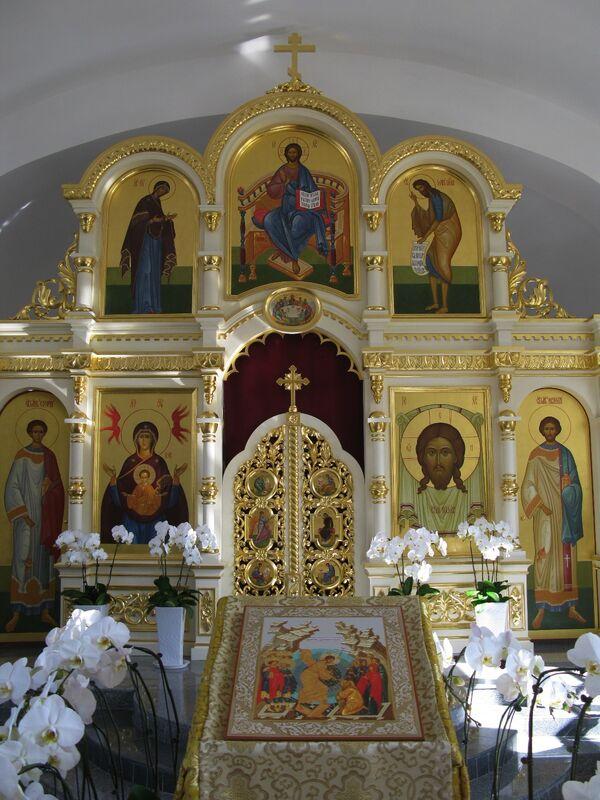 Православный храм. Архив