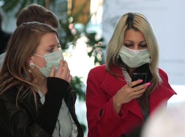 Минздрав рекомендует россиянам схемы лечения гриппа A/H1N1