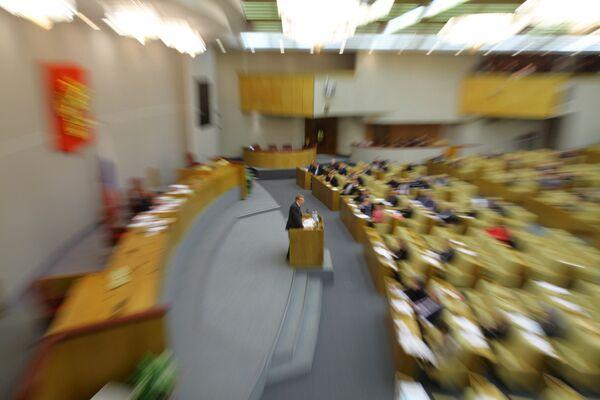 Госдума рассмотрит законопроекты, касающиеся жилищного строительства