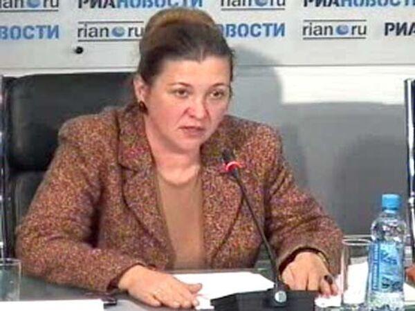 Пресс-конференция организаторов Всероссийского конкурса «СМИротворец-2009»