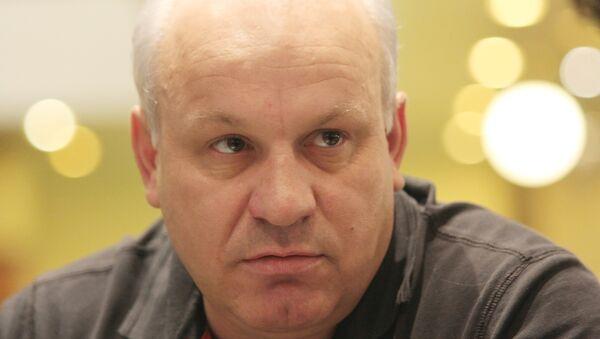 Виктор Зимин. Архивное фото