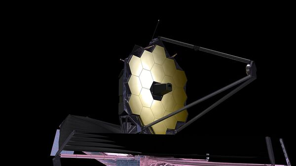 Супертелескоп James Webb Space Telescope
