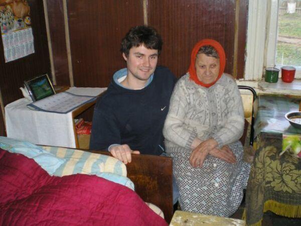 Дом престарелых в поселке Ямм Гдовского района