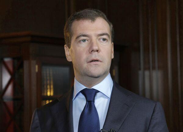 Президент РФ Д. Медведев в Суздале примет участие в праздновании Дня народного единства