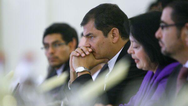 Президент Эквадора считает успешным свой визит в Россию