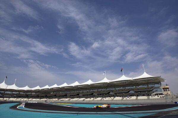 Этап Гран-при Формулы-1 в Абу-Даби
