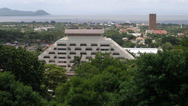 Столица Никарагуа Манагуа