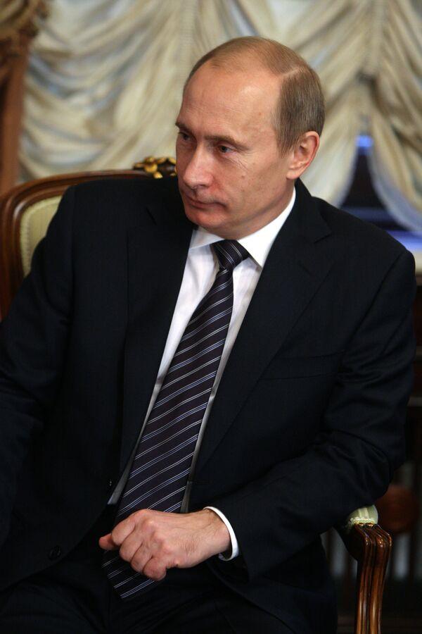 Путин примет участие в последнем дне работы съезда географов РФ